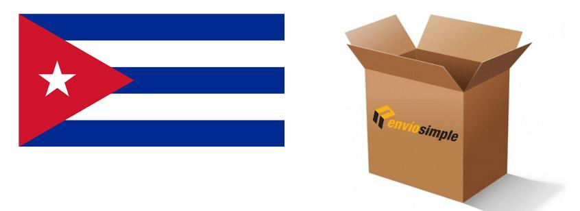 envio paquetes cuba