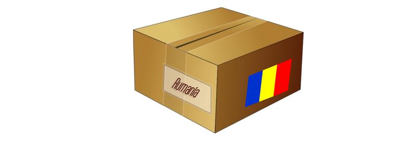 envío paquetes Rumanía