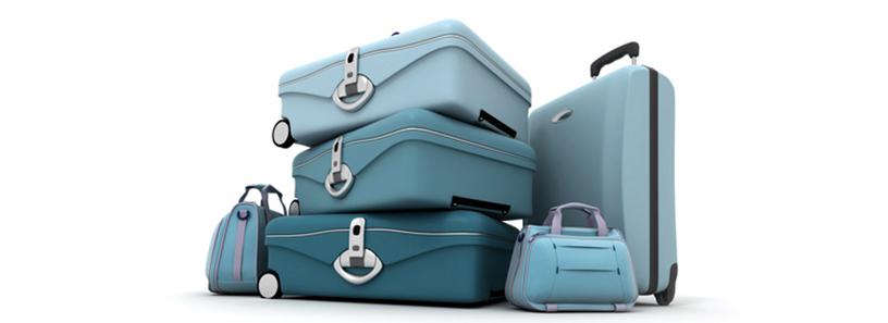 envío de maletas